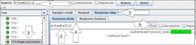 JMeter - Capture Dynamic Value present in Request URL