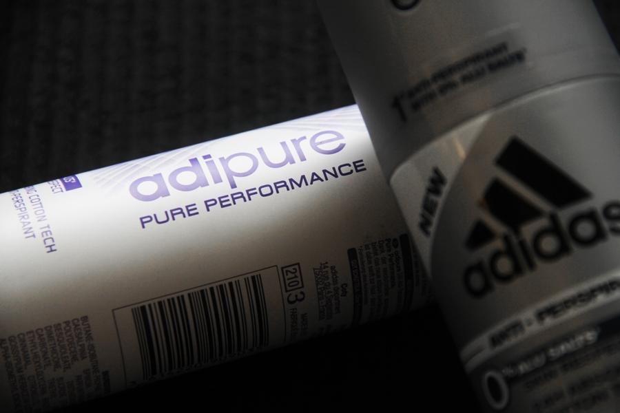 adioure pure performance