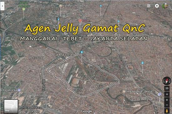 Agen QnC Jelly Gamat Yang Melayani Daerah Manggarai - Cepat & Langsung COD