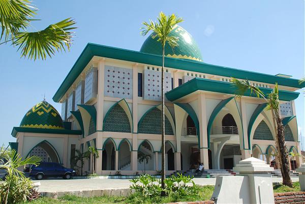 Masjid Agung Kota Batu
