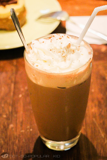 Iced Mocha of Classic Confections