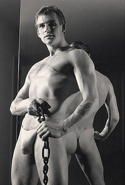 male models studio nude Champion