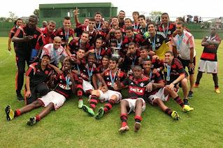 CR Flamengo Campeão do Torneio Octávio Pinto Guimarães de Juniores de 2014