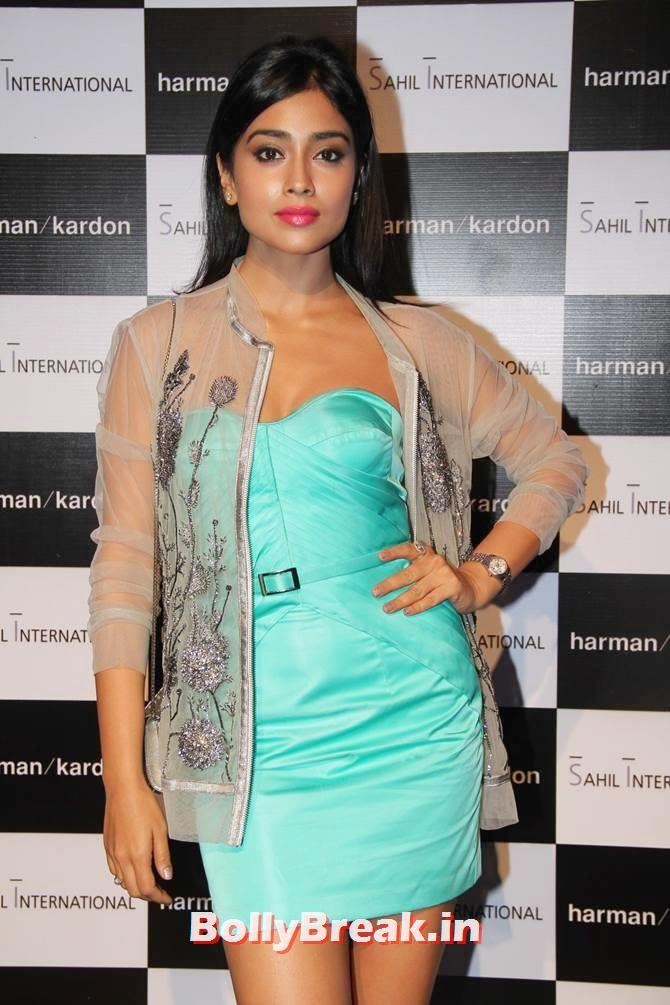 Shriya Saran, Jacqueline, Shriya, Richa Chadha at luxury brand launch