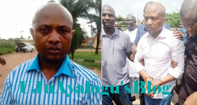 Breaking News: Alleged Billionaire Kidnapper, Evans Prays For Bail in Lagos Court