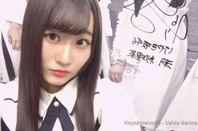 Fakta Ushio Sarina Keyakizaka46 Indonesia.jpg