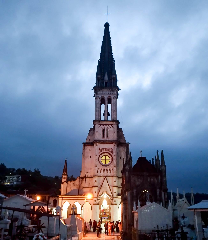 iglesia de los Jarritos