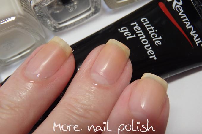 Nail Polish Whitener