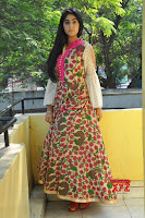 Palak Lalwani looks beuatiful in pink White Anarkali Dress From Juvva Movie Promotions ~  Exclusive Galleries 043.jpg