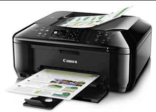 Canon PIXMA MX721 Printer Driver Download