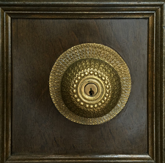 HAVE YOU EVER HAD INTENSE HOUSE ENVY BASED ON A DOOR KNOB? Hmmm... Ya, me too.