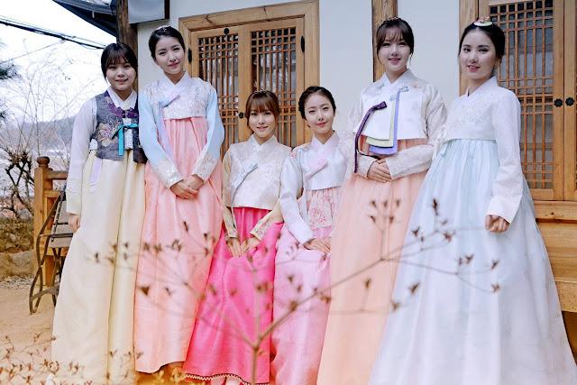 Galeri Foto Girlband Korea GFRIEND