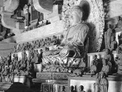 建長寺・五百羅漢像