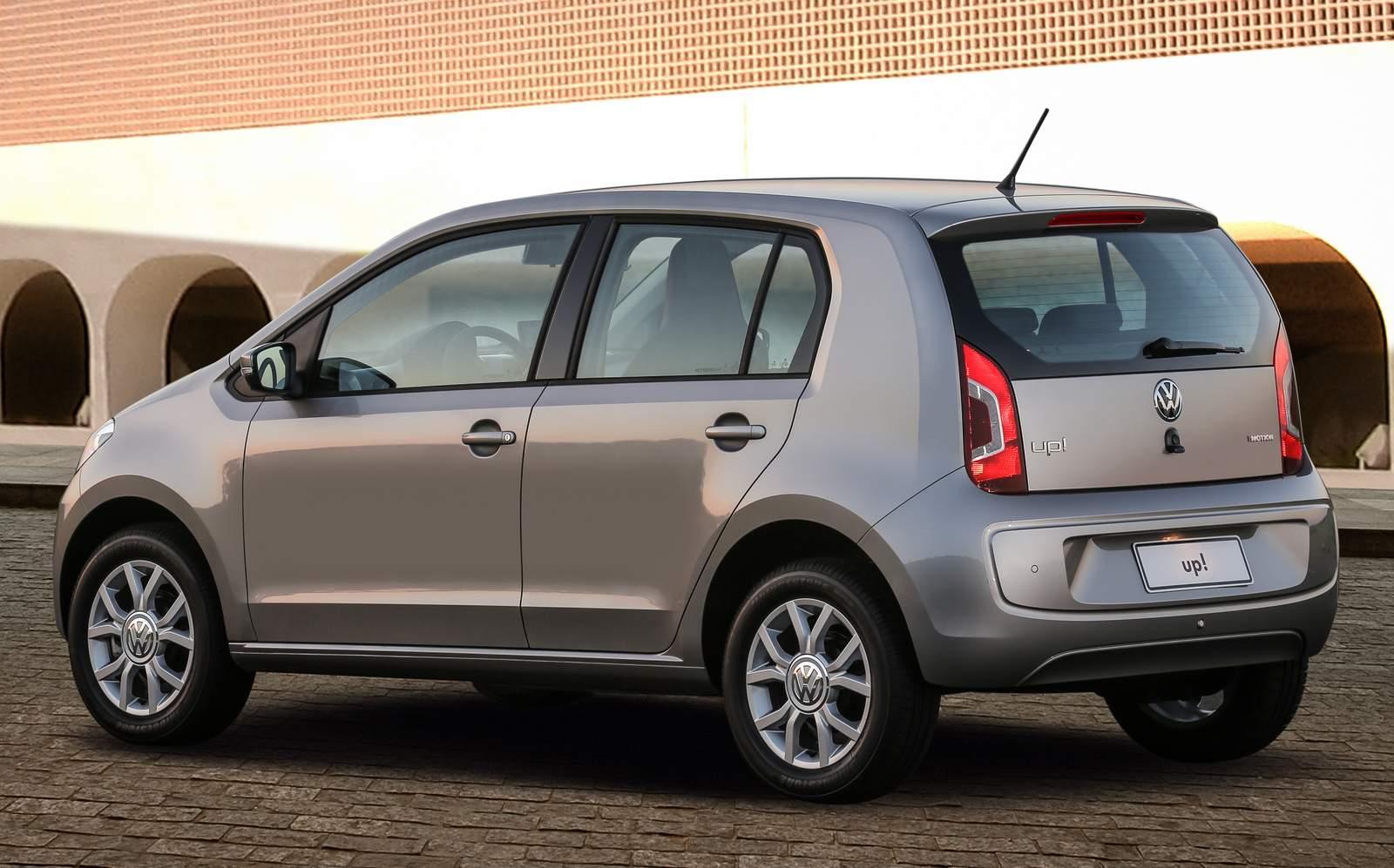 Volkswagen Up! I-Motion 2016 - preço