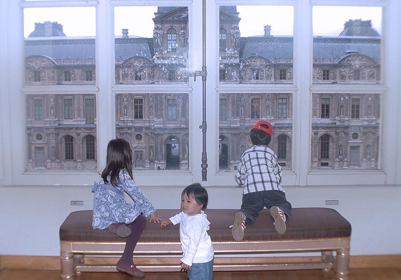 Paris - Louvre Museum with Kids 4