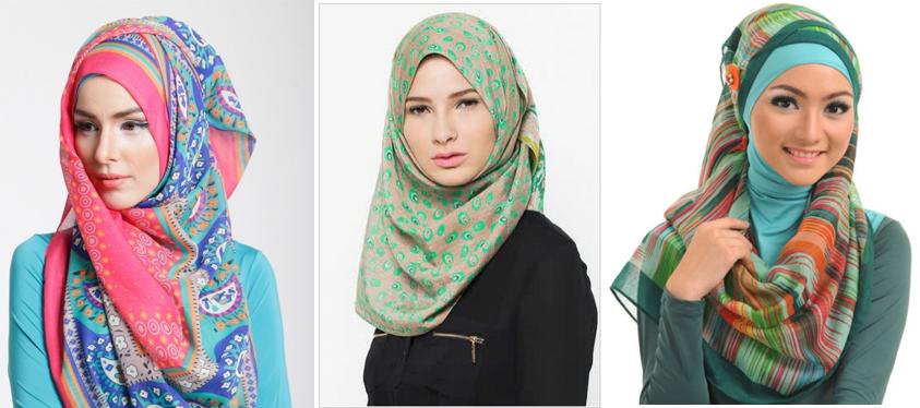 35 konsep top model pakaian hijab untuk ke kantor