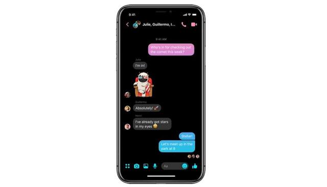 Facebook tung phiên bản Messenger 4