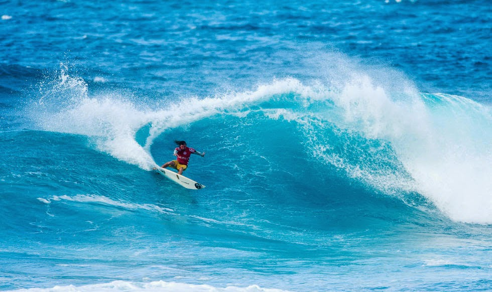 1 Vans World Cup of Sufing 2014 Tim Reyes Foto ASP