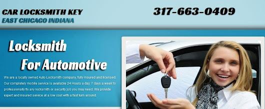 Car Locksmith Key East Chicago