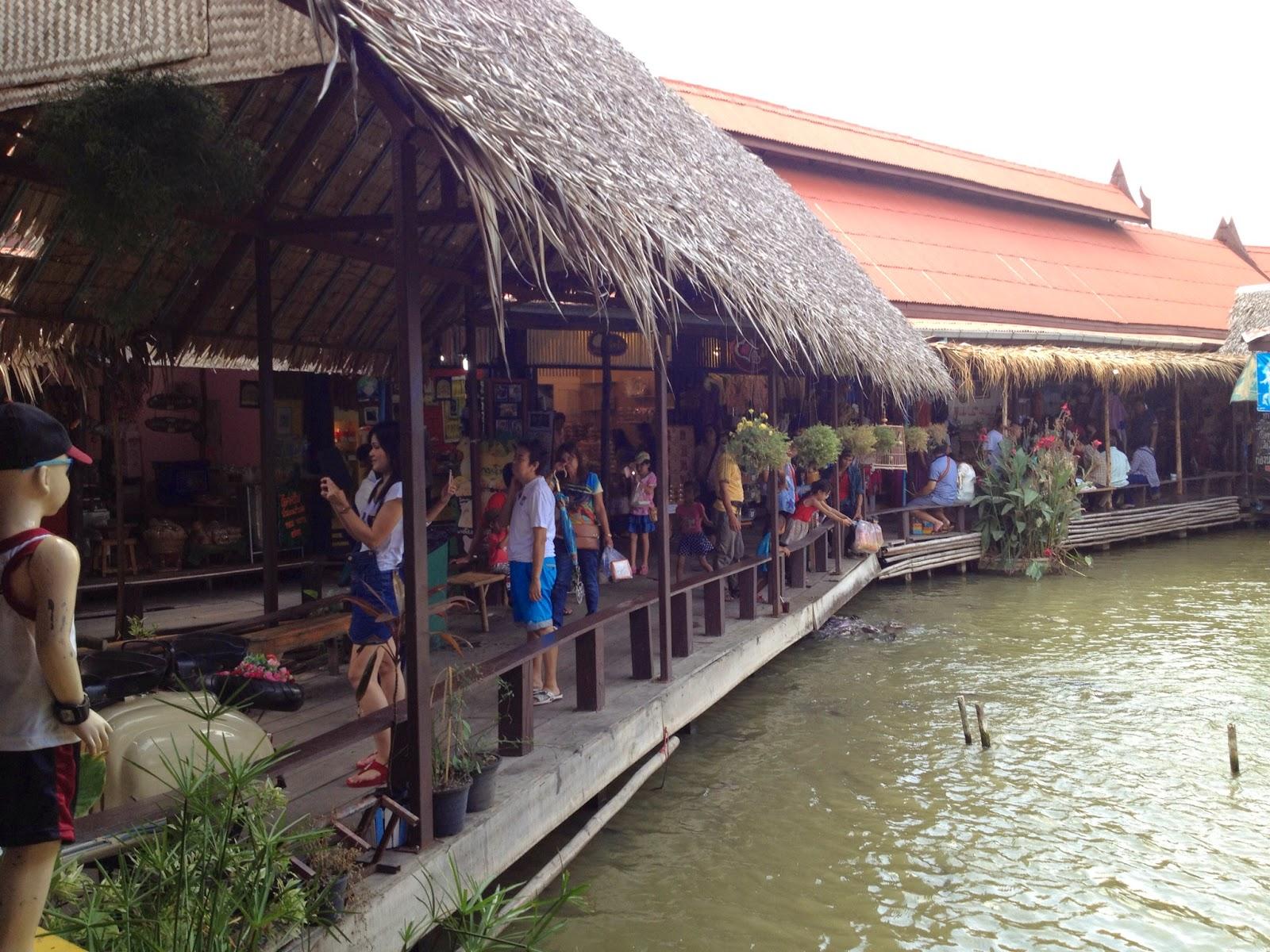 Ayutthaya - Ayothaya Floating Market