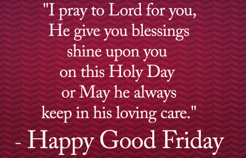 Good friday quotes 2017 happy holy friday quotations with images good friday quotes with images voltagebd Images