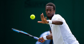 Gael Monfils Wimbledon Second round press conference