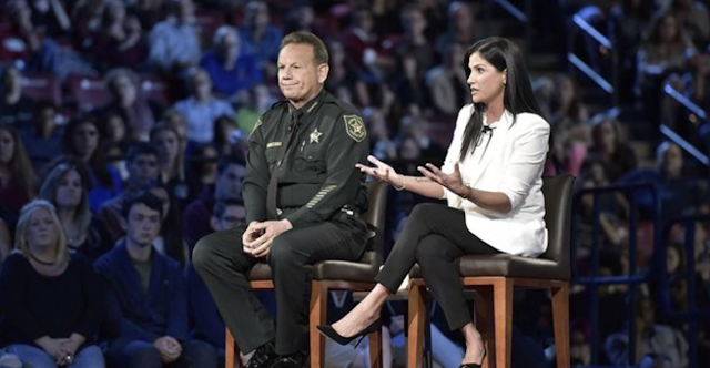 This Was The Reason Why CNN's Parkland Town Hall Event Nabbed A Cronkite Award?
