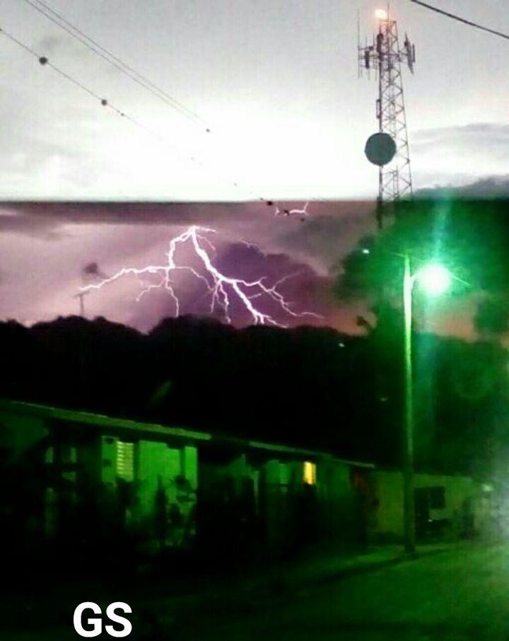 Bandas nubosas de María afectarán el país a partir de mañana, lluvias son la mayor preocupación
