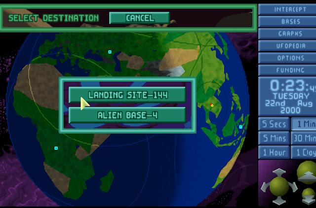 Open Xcom - Landing Site 144 Screenshot