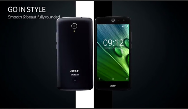 Go In Style With Acer Liquid Zest 4G