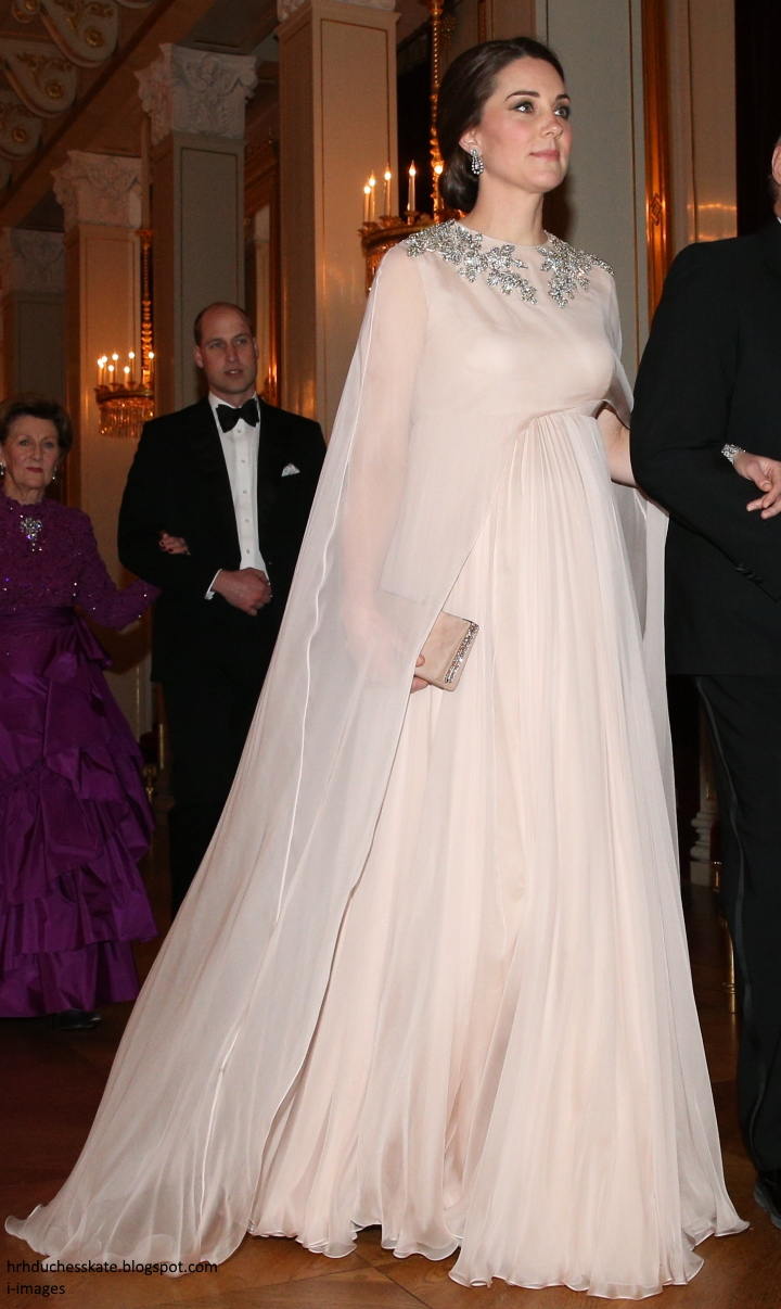 Kate Middleton Dress Royal Blue