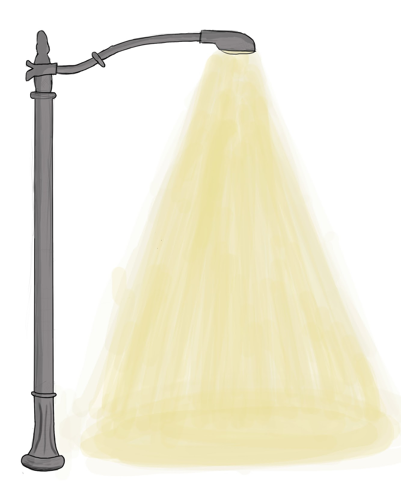 QkashDesigns for Street Lamp Drawing  14lpgtk