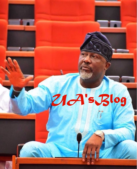 INEC reveals actual amount spent on Dino Melaye's recall