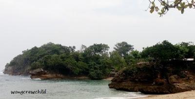 gunung kombang pantai ngliyep