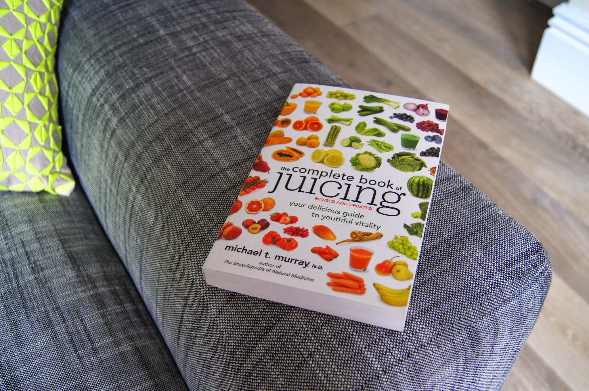 the complete guide book of juicing michael t murray review