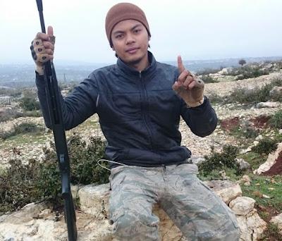 Ridwan Abdul Hayyi alias Abu Umar
