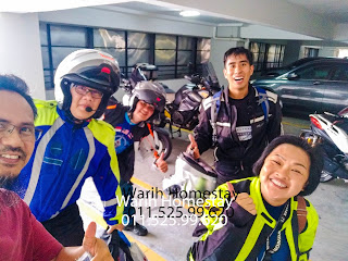 Warih-Homestay-Bikers-From-Singapore