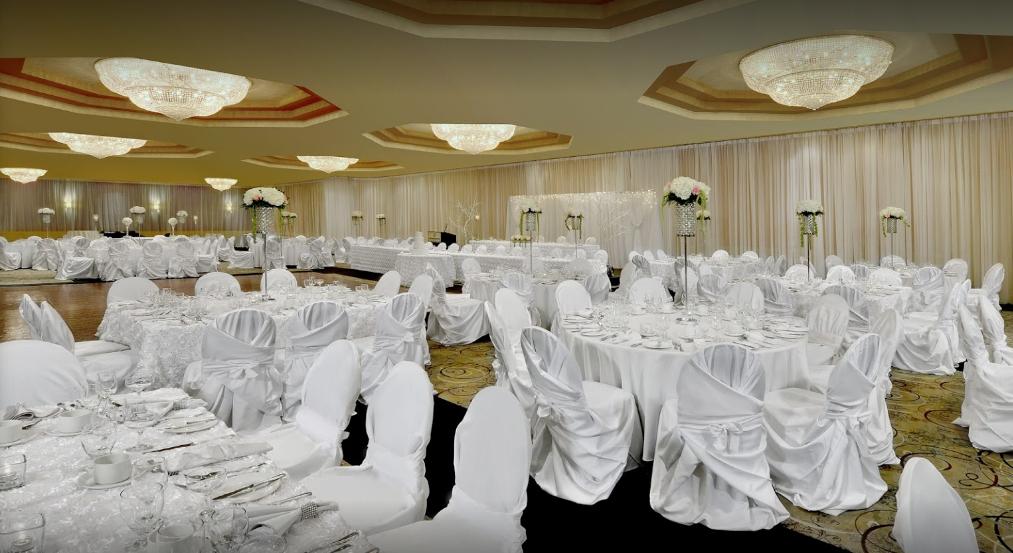 Sheraton Hamilton Ontario Wedding Venue
