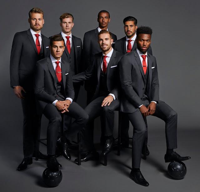El Liverpool seguirá vistiendo Hugo Boss