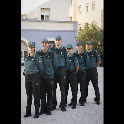 La Guardia Civil renueva su uniforme.
