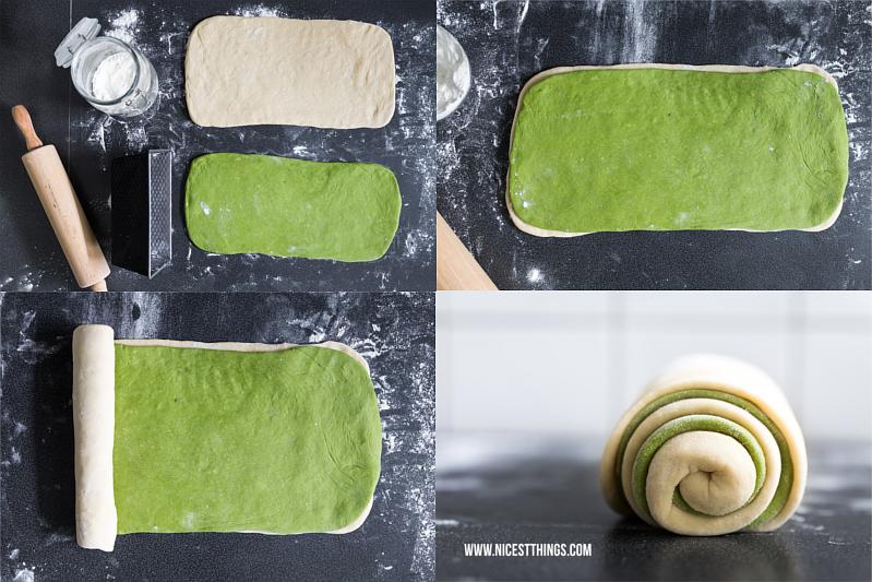 Matcha Kuchen Spirale Matcha Swirl Cake Thermomix Rezept