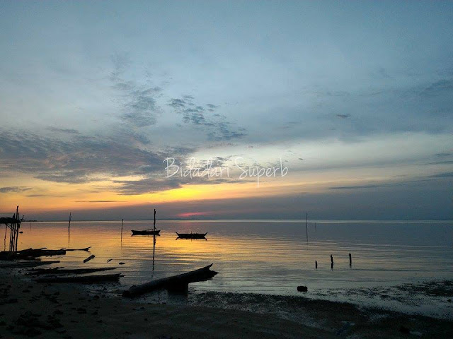 Beautiful Sunrise & Sunset at Sebong Pereh