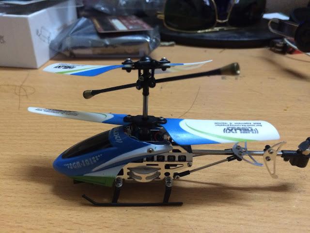 Máy bay mini GA100_1