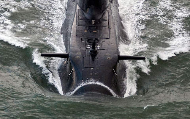 """Το ΝΑΤΟ """"ανησυχεί"""" για τα ρωσικά υποβρύχια στην Ανατολική Μεσόγειο"""