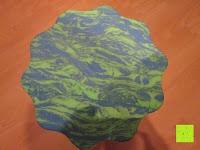 oben unten: Faszien Rolle »Anila«, Foamroller Massagerolle 45 x 15 cm zur effektiven Selbstmassage, in schwarz, pink und grün erhältlich.