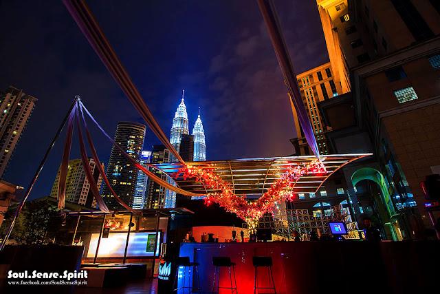 Frisky Rooftop Bar Kuala Lumpur