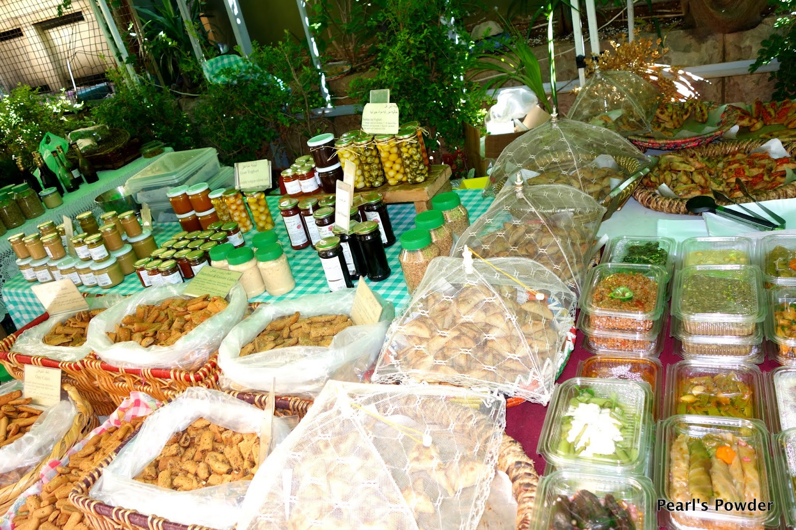 Pearl Alley Market Food Trucks