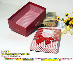 Box Kado Kotak Red Wine Pita