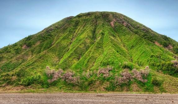 lokasi gunung kemukus