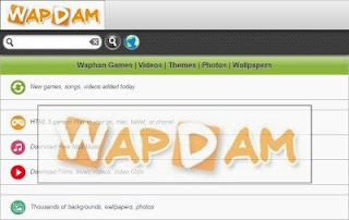 Wapdam com – Download Free Games, Music, Applications, Videos, Themes @ www.wapdam.com